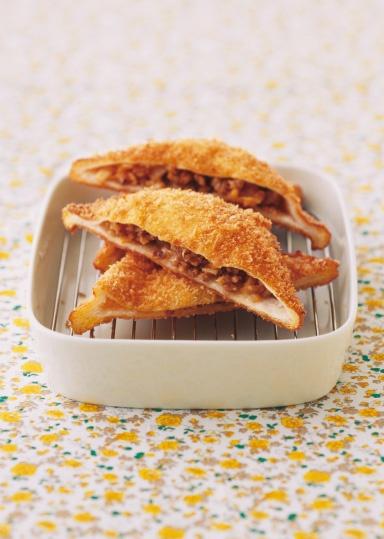 中華風揚げパン