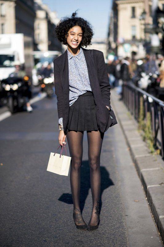 París y la ley de la calle: Los mejores 'looks' de 'street style'