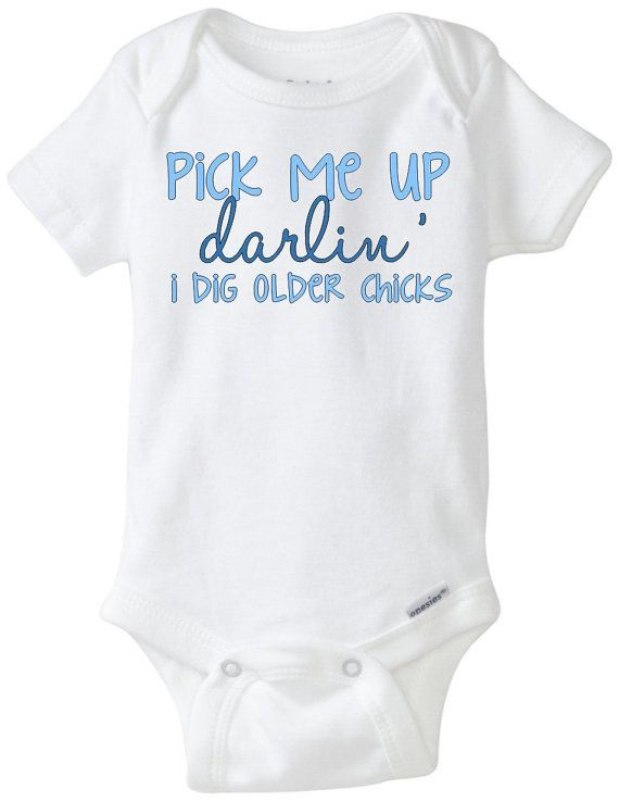 Custom Baby Boy Onesie Funny Baby Boy Onesie by BowsBlingBoutique, $10.00