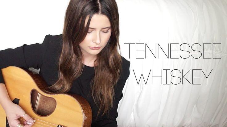 Tennessee Whiskey Chris Stapleton Savannah Outen Acoustic Cover