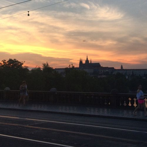 Summer in Prague