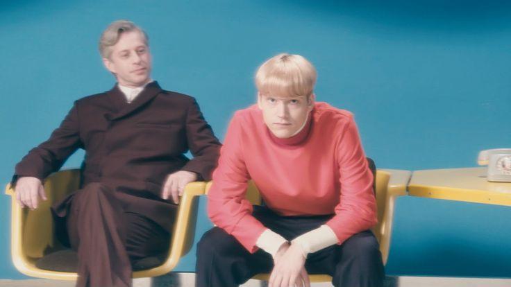 See clothes from VLADIMIR KARALEEV, MARTIN NIKLAS WIESER & SISSI GOETZE in the brandnew musicvideo from Asbjørn
