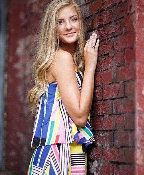 Paige Hyland Photoshoot 2016