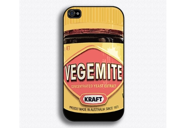 Vegemite iPhone cover