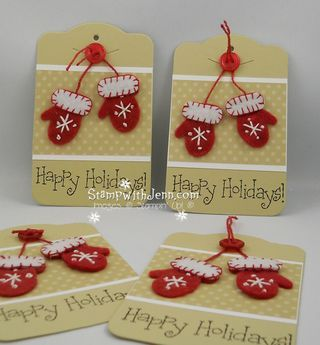 stampin up christmas tags | ... special christmas tags tags were made by katey fisher of oakville
