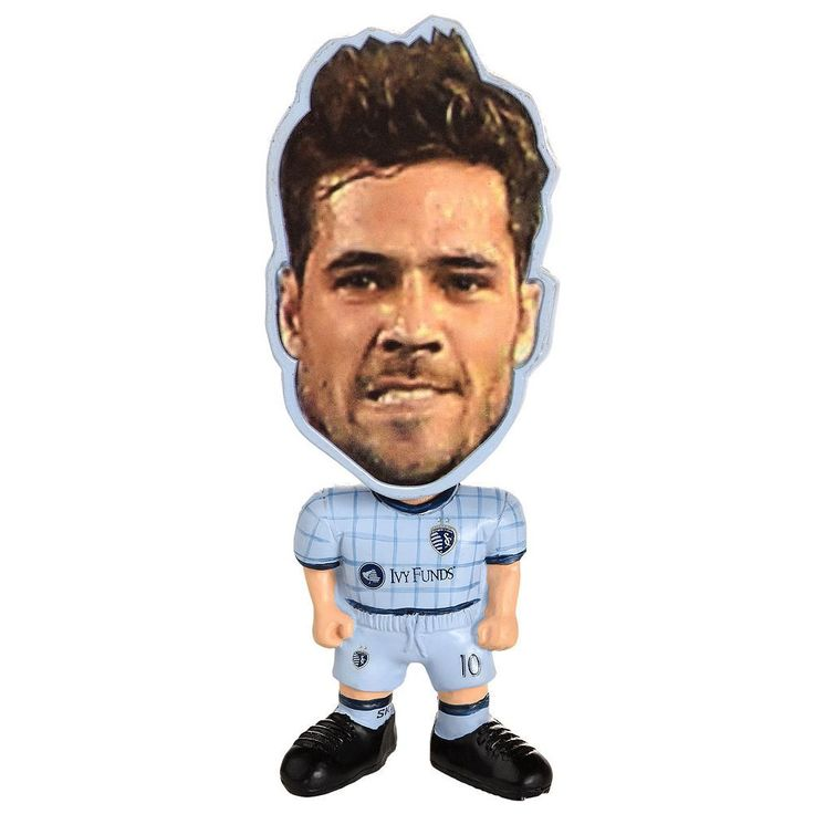 Forever Collectibles Sporting Kansas City Benny Feilhaber Figurine, Multicolor