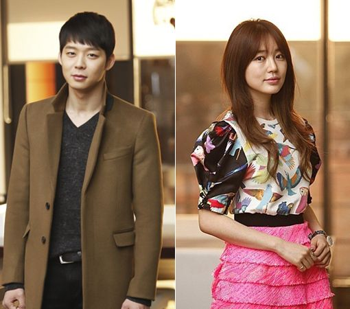 Yoochun and Yoon Eun Hye prepare a special gift for the 'I Miss You' staff