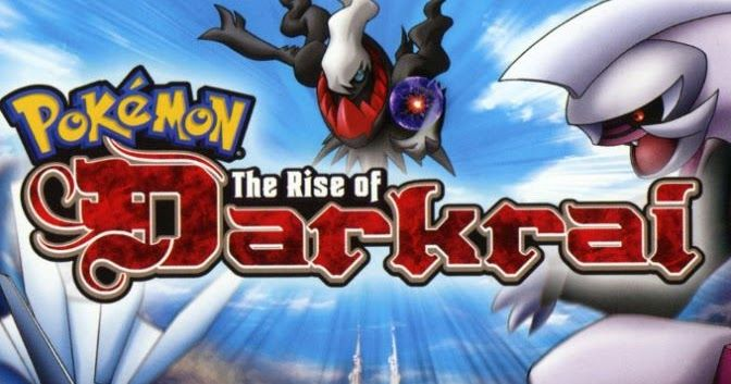 Pokemon Movie The Rise Of The Darkrai 2007 Hindi Hd Pokemon