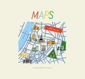 maps book incl. toronto