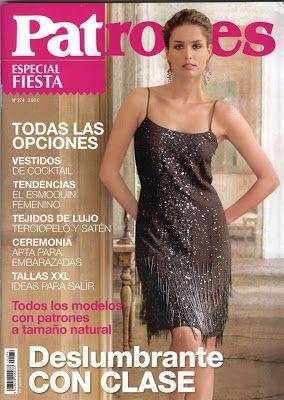 Mujeres y alfileres: Revista Patrones Nº 274 con moldes