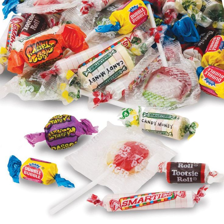 Pinata Fillers - Candy from BirthdayExpress.com
