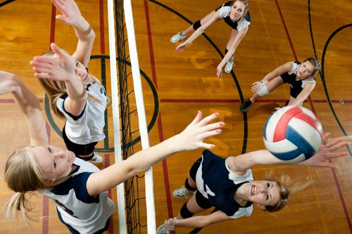 Volleyball Skills, Drills & Tips