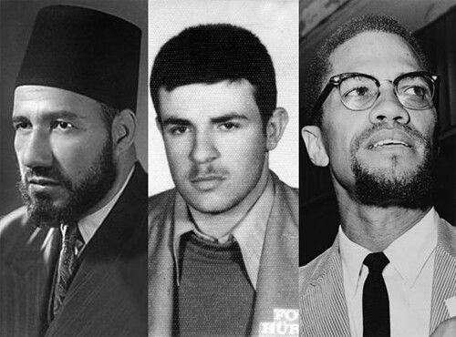 Hasan el Benna - Metin Yuksel - Malcolm X