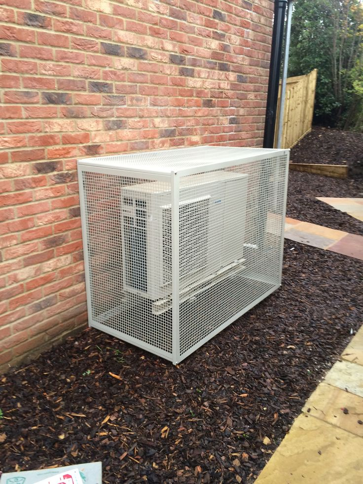 How Noisy are Air Source Heat Pumps? Commercial heating