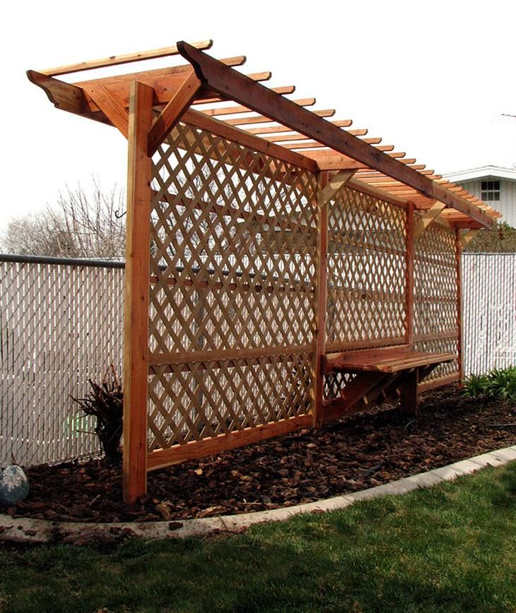 1000 images about gardening on pinterest outdoor for Outdoor lattice