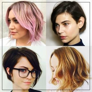 hair style for diamond face 3045 best images about style amp on bobs 6305 | 029c36495d8c3d6305da79163d565b00 haircuts for round faces cute short haircuts