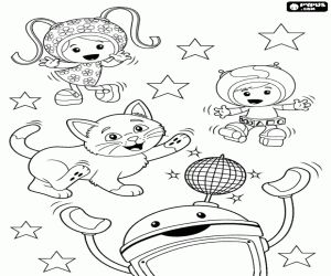 24 umizoomi printable coloring pages for kids find on coloring book thousands of coloring pages - Team Umizoomi Bot Coloring Pages