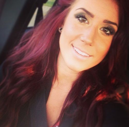 chelsea teen mom 2 hair red | Which 'Teen Mom' Wears Red Hair Best: Chelsea, Maci, or Jenelle ...
