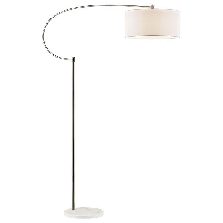 Whitecrane Large Floor Lamp @LaylaGrayce