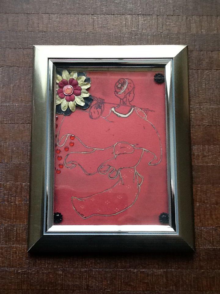 Geisha Print 2