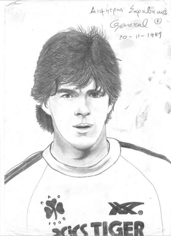 Dimitris Saravakos-Panathinaikos FC 10
