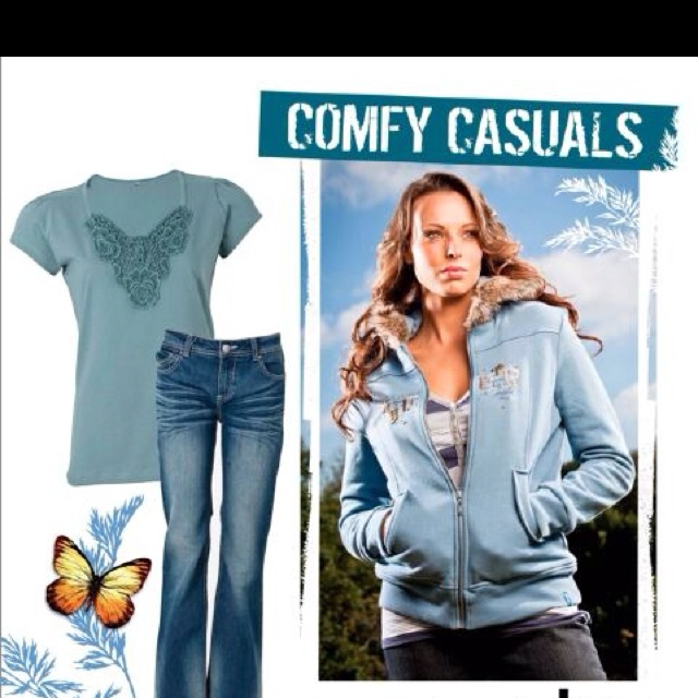 Casual Comforts by Jeep > looks good!