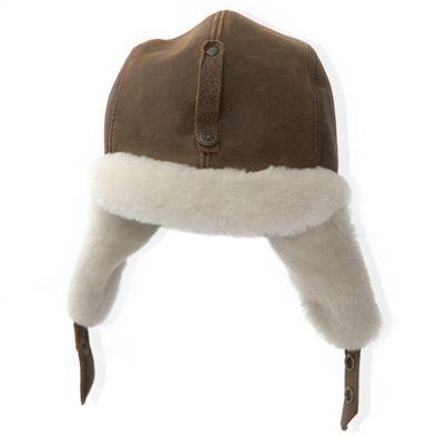 Mamawi Chapka | Women's Winter Sheepskin Leather Hat - Free Shipping!