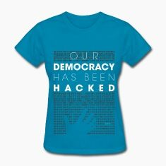 Mr Robot fsociety hacked democracy quotes