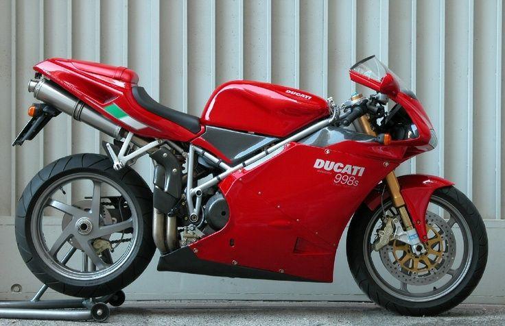 Ducati 998 FE, Ottavia!!