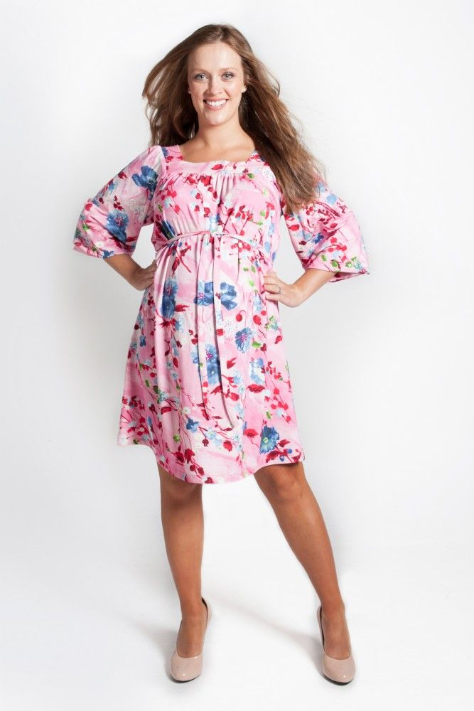 Maternity Dresses Zoe Tea Dress