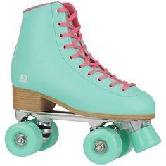 Patinando e Cantando: Mais uma novidade em patins quad - Oxer Secret Retrô                                                                                                                                                                                 Mais