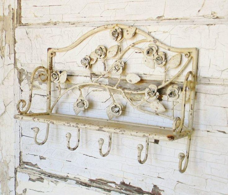 ... shabby chic ou rustique décoration jardin pas chere shabby chic porte
