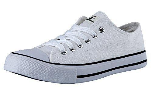 Oferta: 10.99€. Comprar Ofertas de Shinmax Nuevos Unisex de La Lona de Corte Bajo Todos Los Zapatos de Cordón Ups Estación Formadores Ocasionales Para Los Hombr barato. ¡Mira las ofertas!