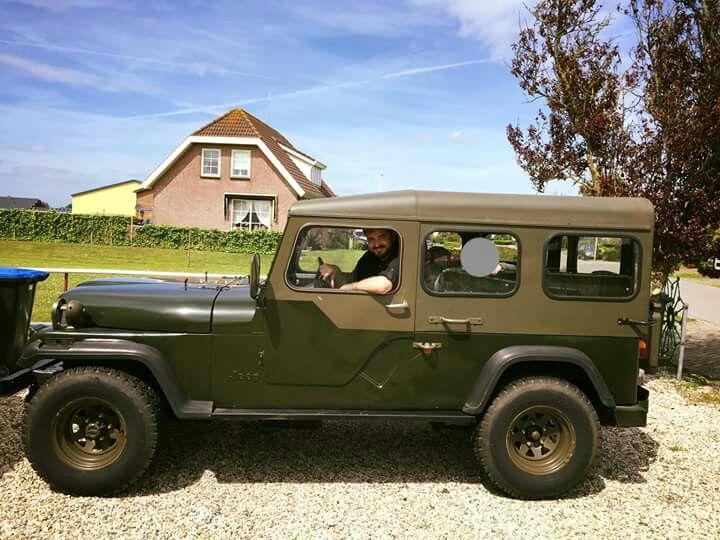 79 CJ6. Super clean and rare. Fantastic Jeep!