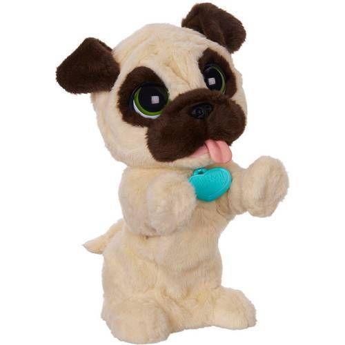 FurReal Friends JJ My Jumpin' Pug Pet Interactive Dog Kids Toys Electronic  #1
