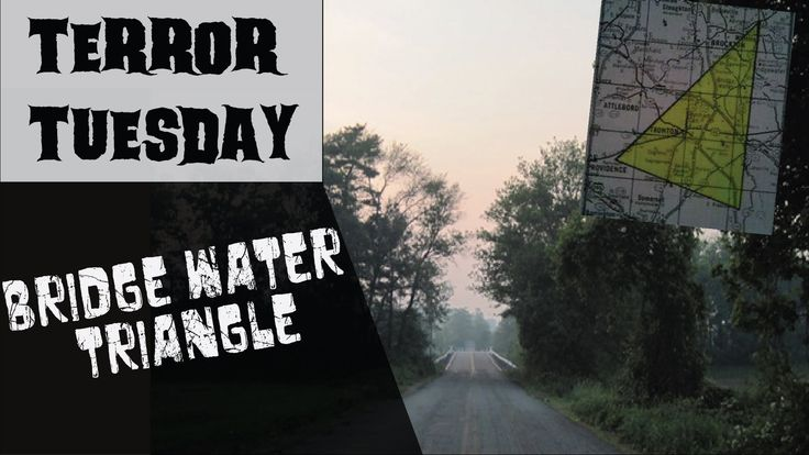 Mysterious Locations - The BridgeWater Triangle
