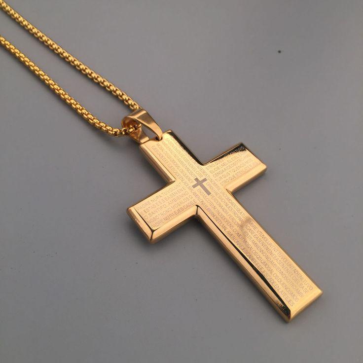 золотой крест мужской картинки третьем этапе