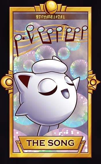 Jigglypuff - The Song by Quas-quas Super Smash Tarot