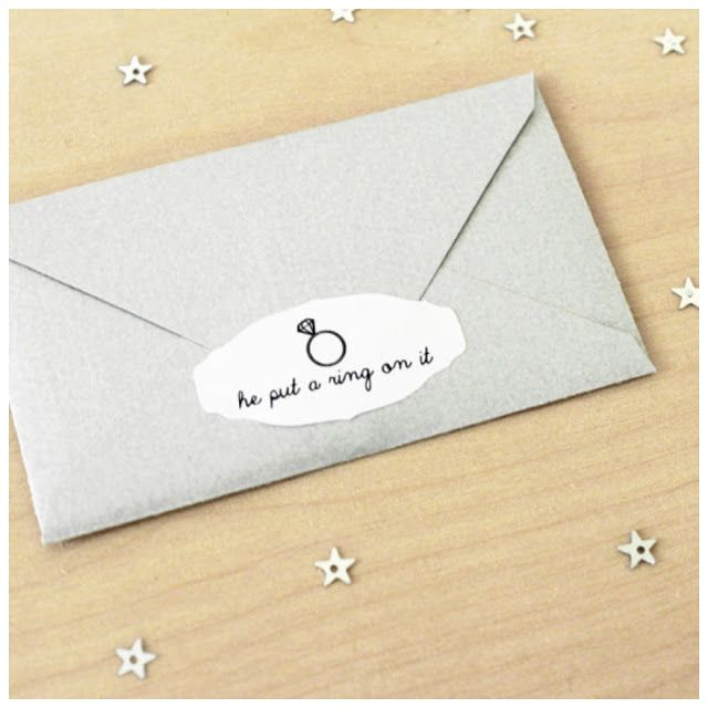 #11: The Invitation - You are ready to send out #invitations. This is the first hint to your guests of what to expect at your wedding. The style of your invitation will tell your guests not only the date, time, and location, but also the formality and style of your #wedding. Some tips: Have fun with shape & size of stationary, less writing tends to be more, have a professional address the envelopes, order extra. #weddingplanning Photo By: OnceUponSupplies