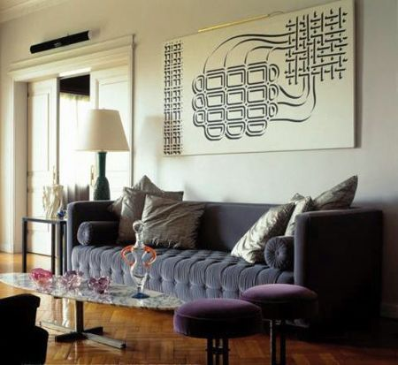 Montage: 54 Living Rooms with Gray Sofas - StyleCarrot