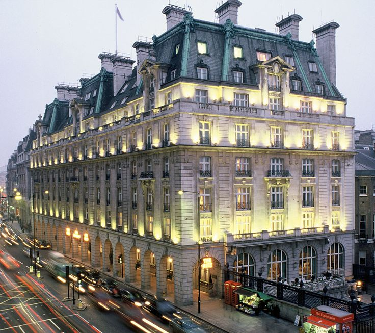 Stay in the best room at The Ritz -- London, England