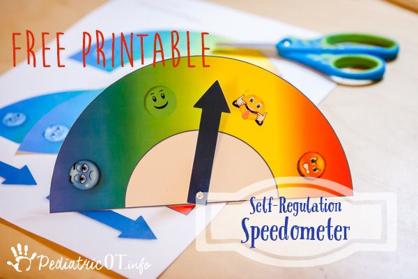 Free printable self regulation and discus on pinterest