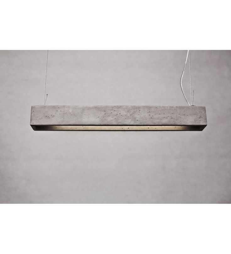 Lampa wisząca z betonu Betonówa Natural Born Design - Pufa Design