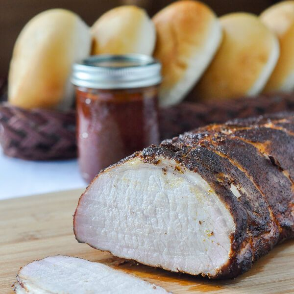 Smoked Pork Loin