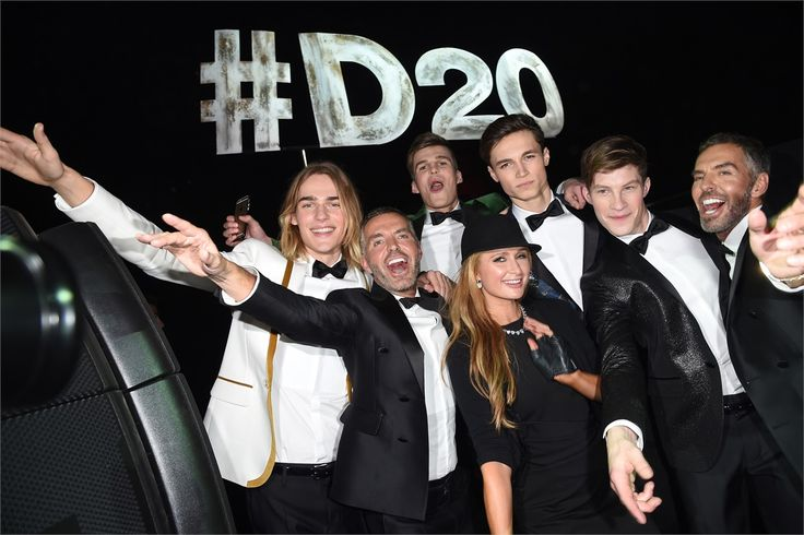 20 YEARS OF DSQUARED2