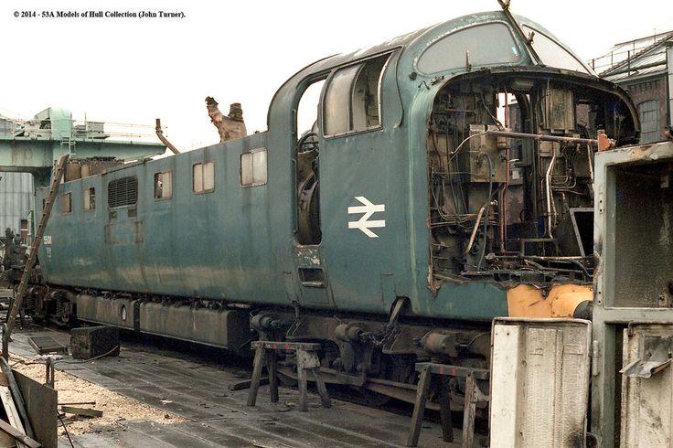 21/11/1982 - BREL Doncaster, South Yorkshire.