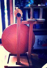 Louet S60 (Skimo) Tags: wheel spinning s60 louet