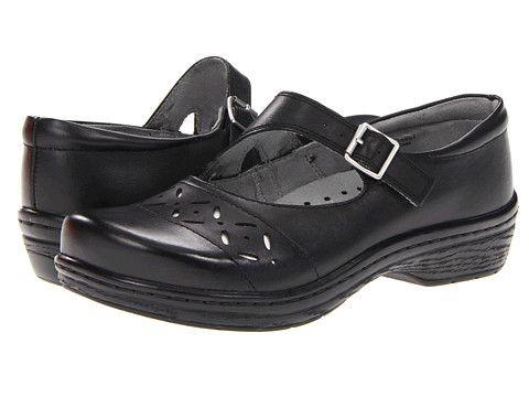 Klogs Usa Madrid Black W Silver, Shoes, Women