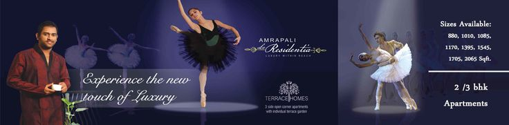 The Amrapali group presents its prided new development Amrapali la residentia, in the Noida extension.  http://laresidentia.blog.com/