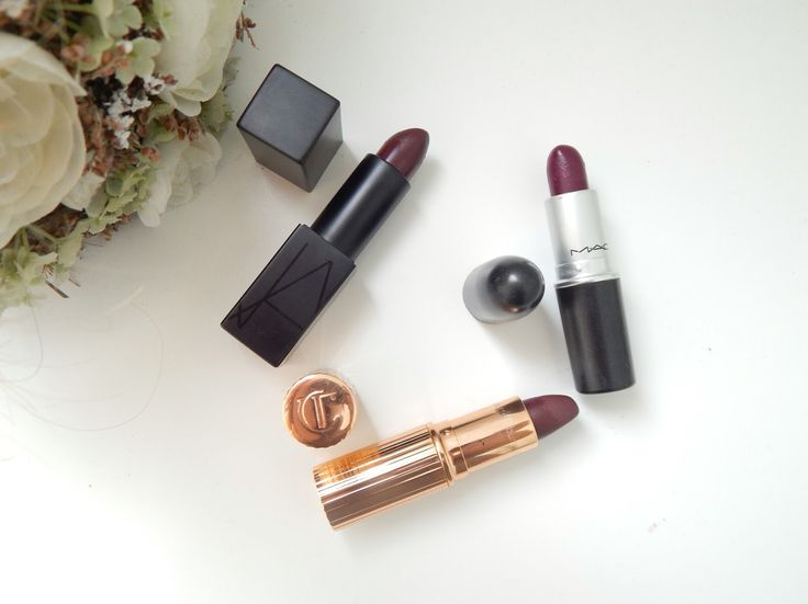Top 3 berry lipsticks!
